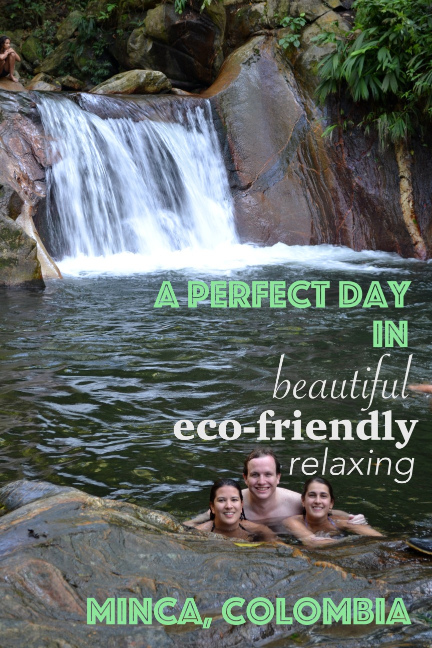 A Perfect Day in Minca,Colombia