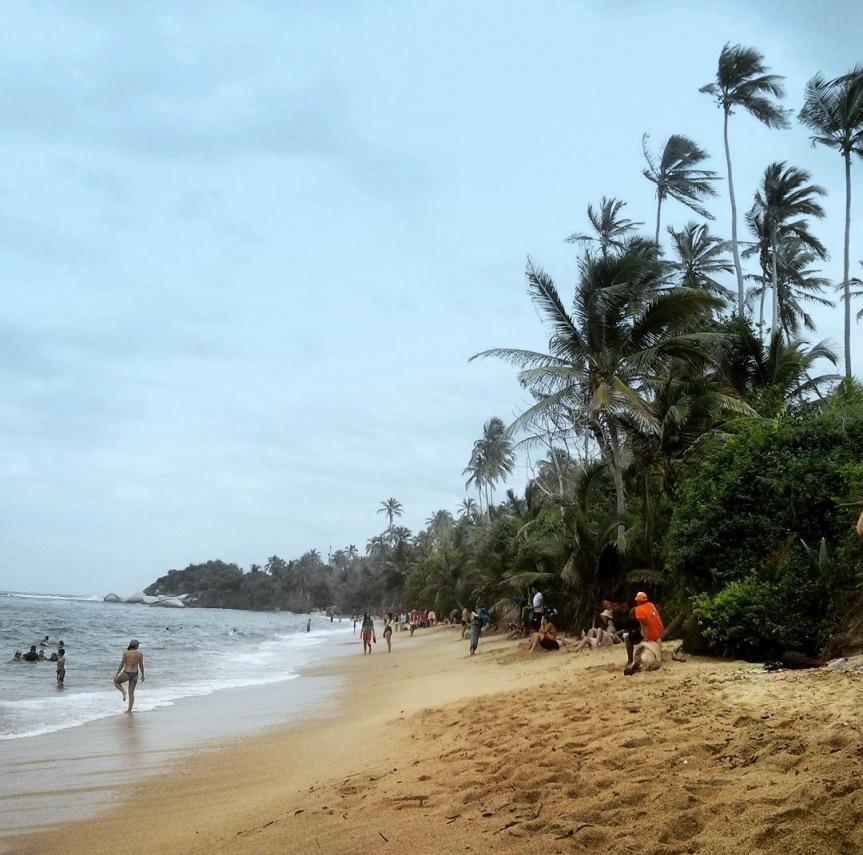 The Beaches of Tayrona NationalPark